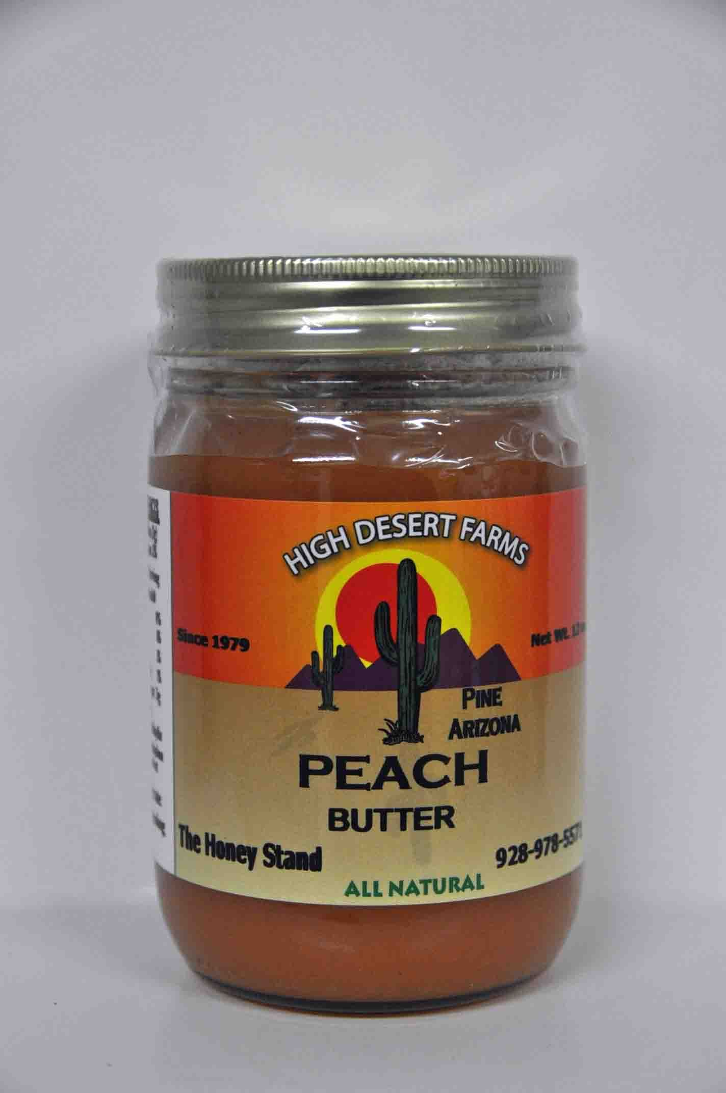 Peach Butter | The Honey Stand